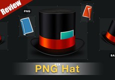 PNG画像の軽量化に活躍!Photoshop拡張機能「PNG Hat」をレビュー