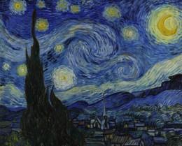 「星月夜」