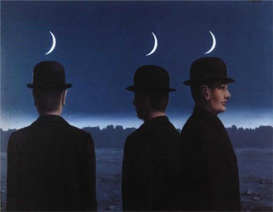 引用元:The Mysteries of the Horizon, 1928 by Rene Magritte   Rene Magritte Biography, Paintings, and Quotes