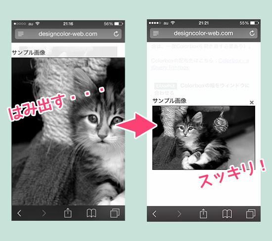 【プラグイン】ポップアップ画像をレスポンシブ対応(Colorbox)