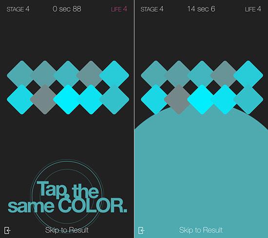 r.color/色のプロが選ぶ色彩感覚ゲーム