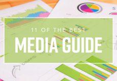 資料作りの参考に!伝わるデザインの媒体資料(メディアガイド)11選