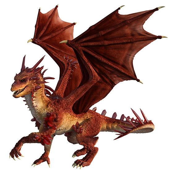 ドラゴンのイラスト素材(イラストAC)