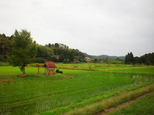 いすみ鉄道 風景
