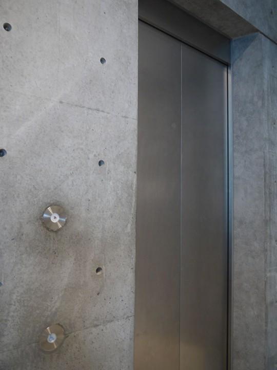 デザインあ展 エレベーター