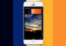 日常の色からカラーテーマを手軽に作成!iPhoneアプリ「Adobe Kuler」