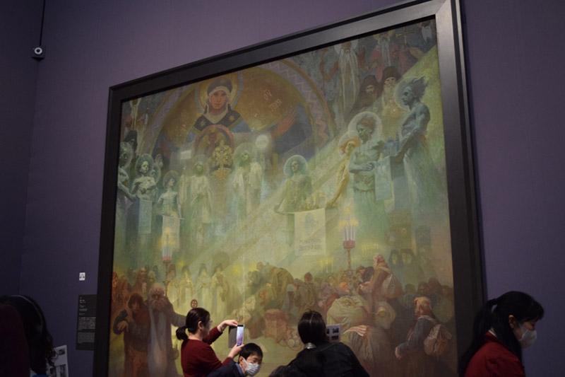 「聖アトス山(1926年)」