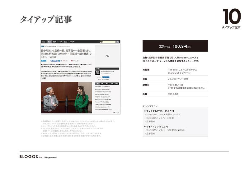 BLOGOS媒体資料